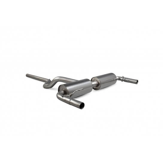 Renault Clio Mk3 200 Exhaust System