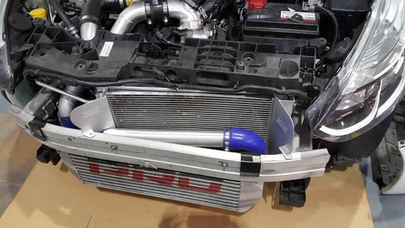 Renault Clio MK4 MKIV 200T & 220 Trophy Pro Alloy Radiator