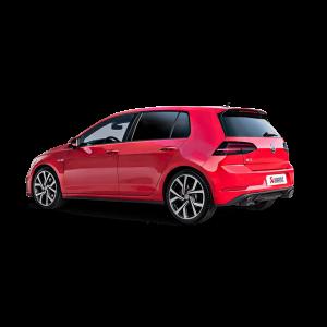 Volkswagen Golf (VII) GTI FL (169kW) Slip On Race Line Titanium Exhaust System