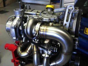 Renault MEGANE 250/265/275 Garrett Turbo Kit