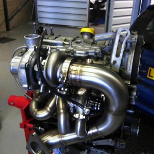 Renault MEGANE 225/R26 Garrett Turbo Kit