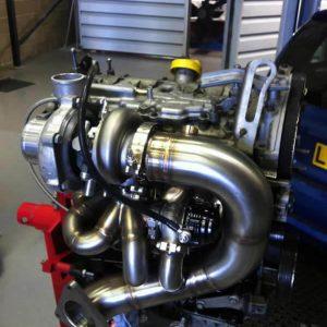 Renault MEGANE 225/R26 Garrett Turbo Kit