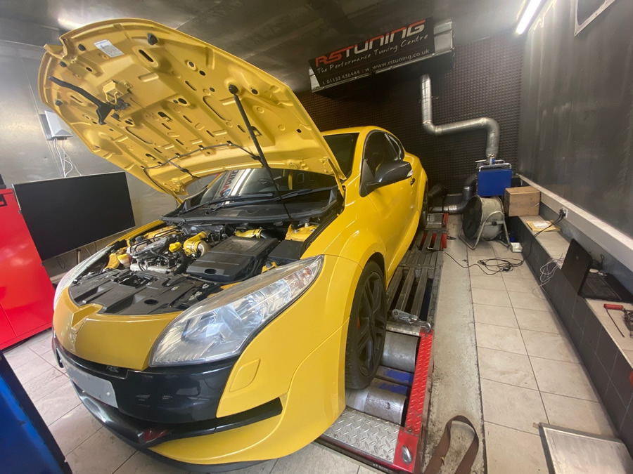 Megane 250 remapping
