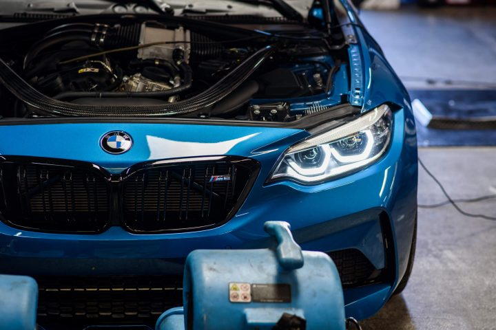 RSTuning development of BMW M2