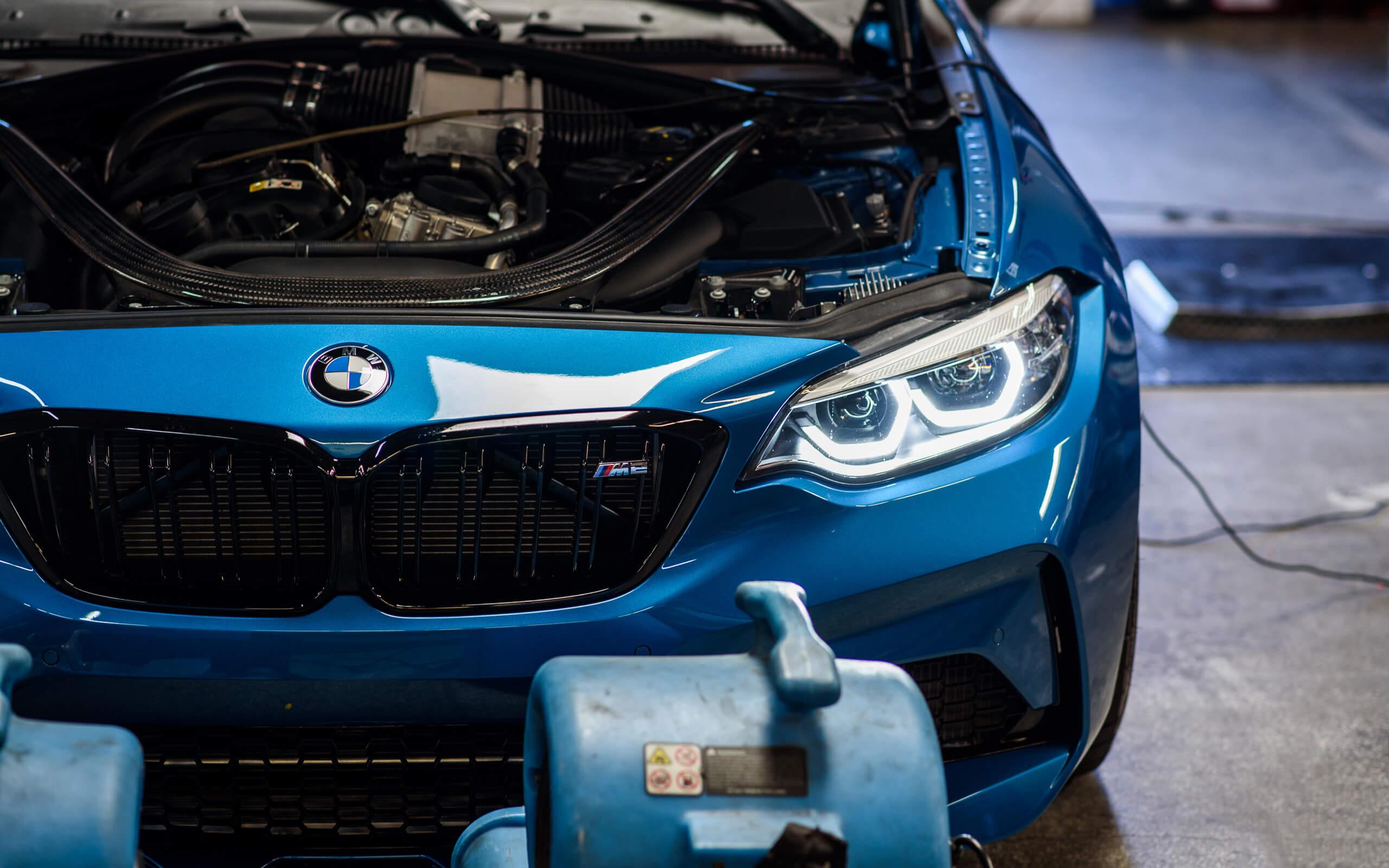 RSTuning development of BMW M2
