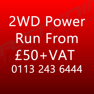 Dyno Cell Power Run From £50